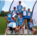 Röhrmooser Team bei den Kreismeisterschaften 2018 in Neufahrn