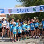 Start Kinder- und Jugendlauf 2018 in Jetzendorf
